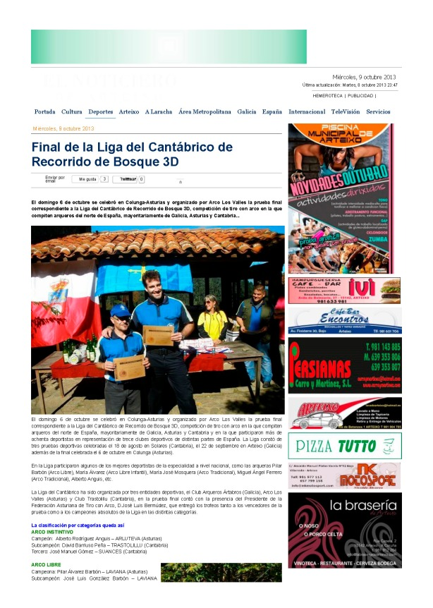 Final de la Liga del Cantábrico de Recorrido de Bosque 3D — EL NOTICIERO DE ARTEIXO_Página_1