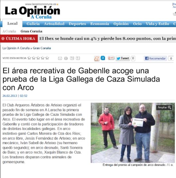 Noticia La Opinión _Gabenlle