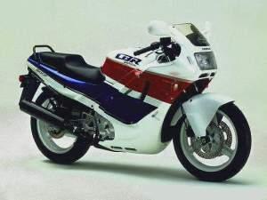 Honda CBR600F 89